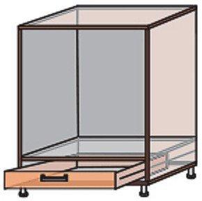 Модуль №12 нд 600-820 низ кухни «Мода»