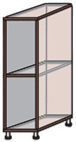 Модуль №1 н 200-820 низ кухни «Флоренция»