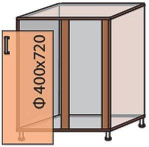 Модуль №15 му 880-820 низ кухни «Флоренция»