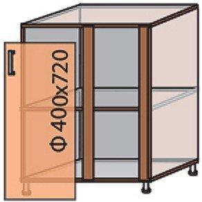 Модуль №16 ну 880-820 низ кухни «Флоренция»