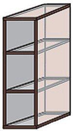 Модуль №1 в 200-720 верх кухни «Виктория New»