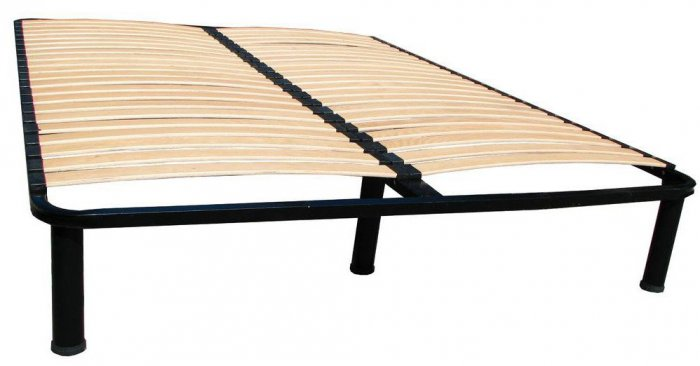 Металлический каркас кровати Novelty XL - 140х200см