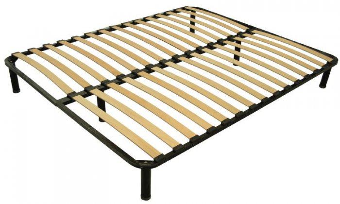 Металлический каркас кровати Novelty XXL - 90см