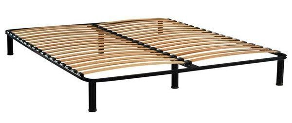Ламельное основание кровати Ortoland шаг ламелей 4,5 см - 140см