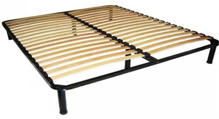 Ламельное основание кровати Ortoland шаг ламелей 2,5 см - 120х200см