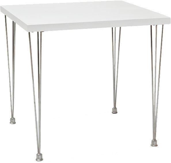 Обеденный стол Paulo 80x80