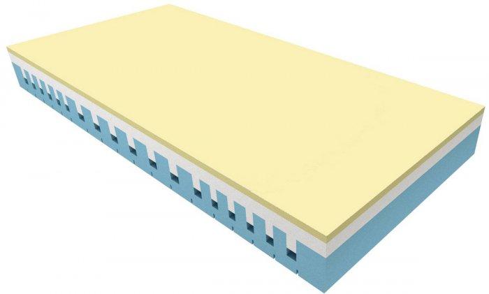 Односпальный матрас ViscoFlex (Вискофлекс) — 80см