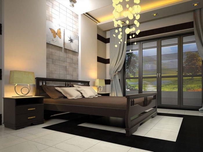 Полуторная кровать Атлант 3 - 120см