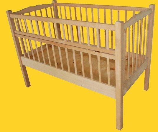 Односпальная кровать для новорожденных ТИС