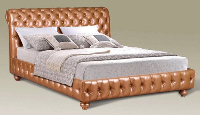 Двуспальная кровать Валенсия - 180x190 или 200см