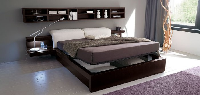 Двуспальная кровать Дилайт - 160х200см