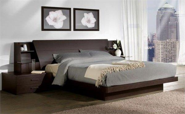 Двуспальная кровать Дакота - 180x200см