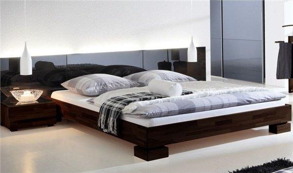 Двуспальная кровать Анет - 180х200см