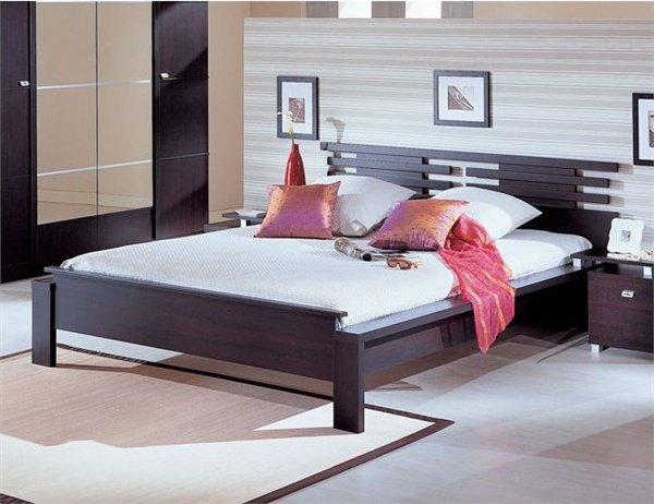 Двуспальная кровать Да Винчи - 160х200см
