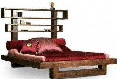 Двуспальная кровать Ривьера - 180х200см