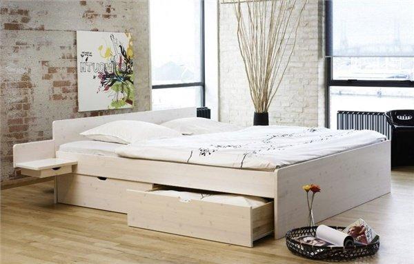 Двуспальная кровать Дольче Вита - 160х200см