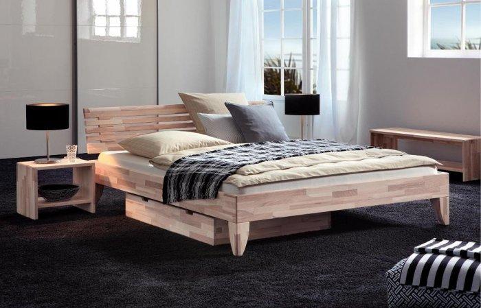 Двуспальная кровать Фридом - 160х200см