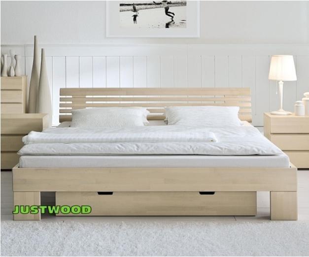 Двуспальная кровать Вайт - 160х200см