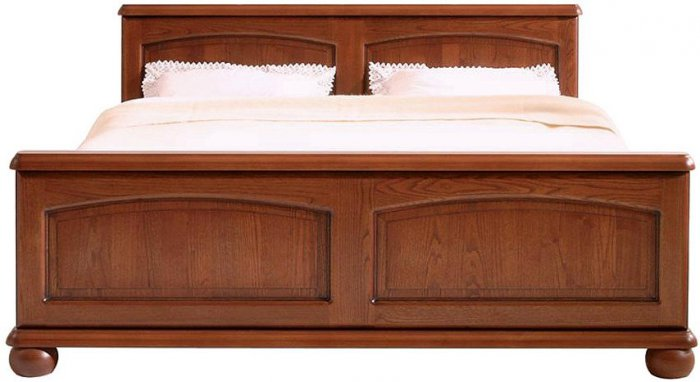 Двуспальная кровать DLOZ 160 Бавария