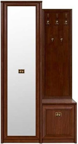 Шкаф с вешалкой PPK/110L Болден