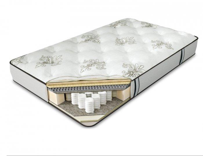 Двуспальный матрас Askona Serta Toledo - 160x200 см