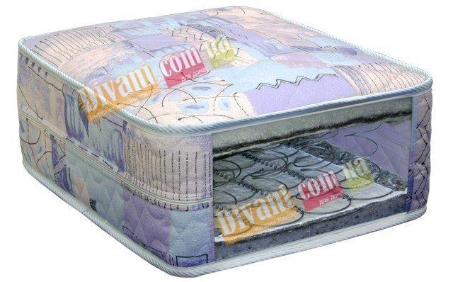 Односпальный матрас Мираж серия Эконом — 80x200 см