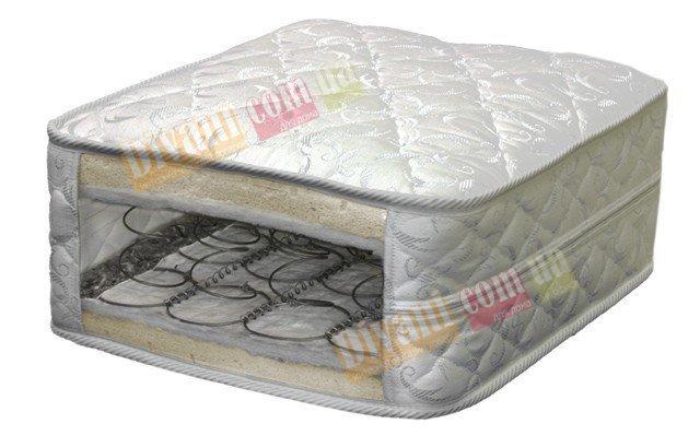 Односпальный матрас Адмирал-латекс С серия Люкс — 90x200 см