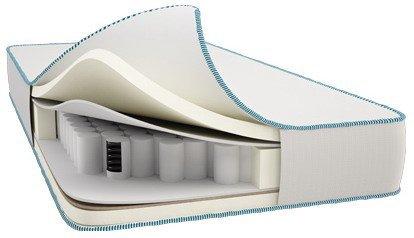Двуспальный матрас DonSon Smart - 180x200 см