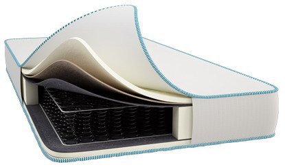 Односпальный матрас DonSon Classic Cocos - 90x200 см