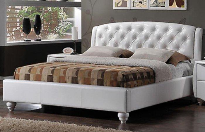 Двуспальная кровать Potenza