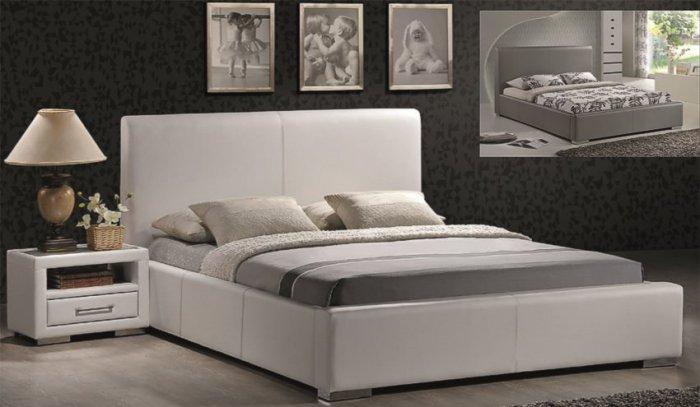 Двуспальная кровать Nikozja