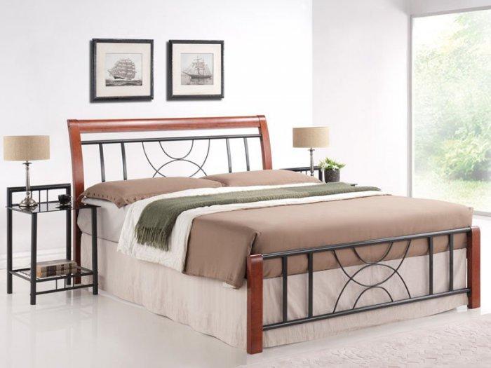 Двуспальная кровать Cortina - 160см
