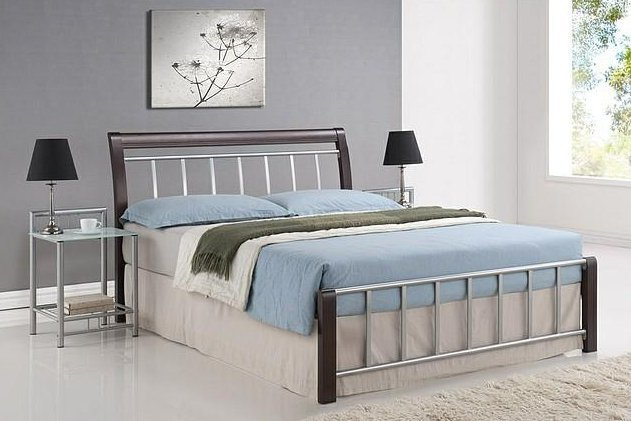 Двуспальная кровать Praga