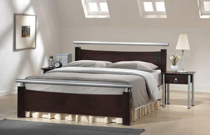 Двуспальная кровать Madryt