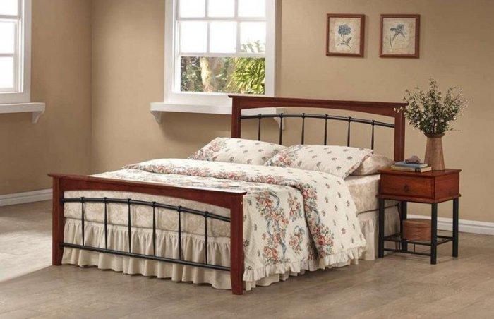 Двуспальная кровать Amsterdam