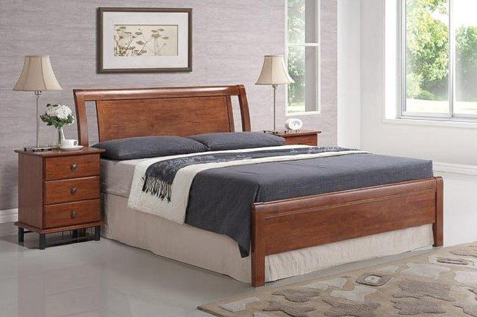 Двуспальная кровать Dublin