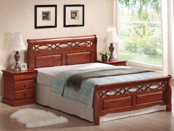 Двуспальная кровать Genewa