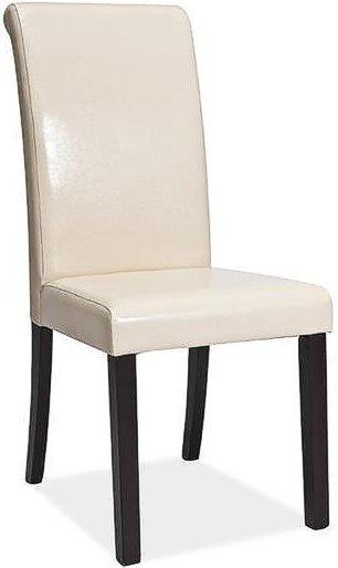 Кресло деревянное с мягкой обивкой C-111