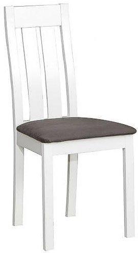 Деревянный стул с мягкой обивкой C-25