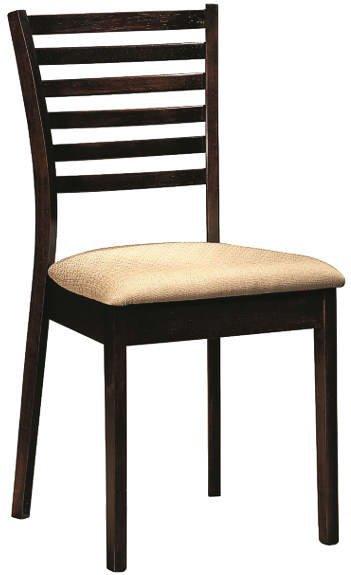 Деревянный стул с мягкой оббивкой MA-SC