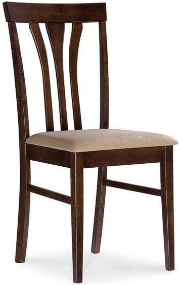 Деревянный стул с мягкой оббивкой C-30
