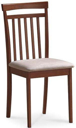 Деревянный стул с мягкой обивкой JN-SC