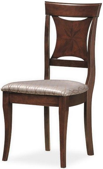Деревянный стул с мягкой обивкой GX-SC