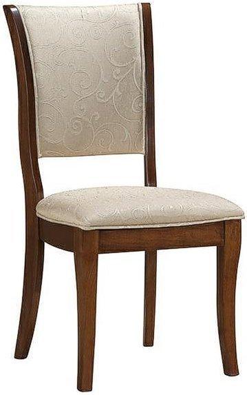 Деревянный стул с мягкой обивкой CB-SC