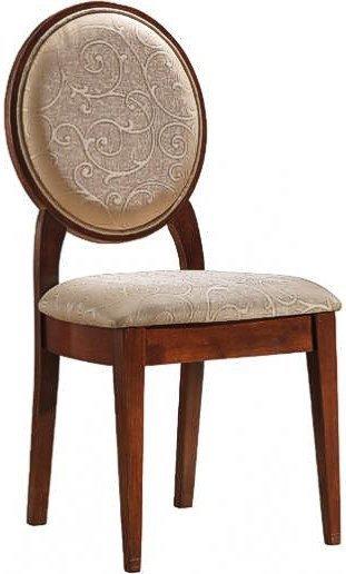 Деревянный стул с мягкой обивкой JT-SC
