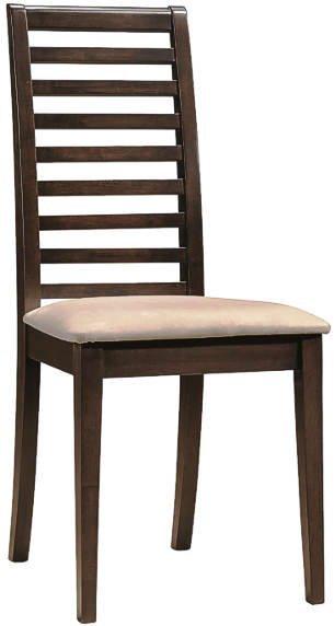 Деревянный стул с мягкой обивкой YK-SC