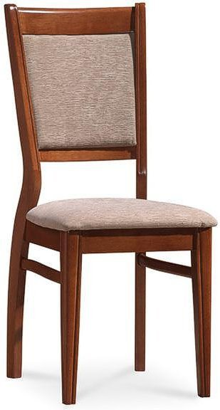 Деревянный стул с мягкой обивкой AS-SC