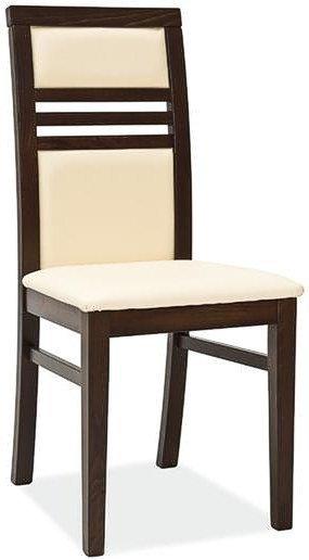 Деревянный стул с мягкой обивкой GL-1