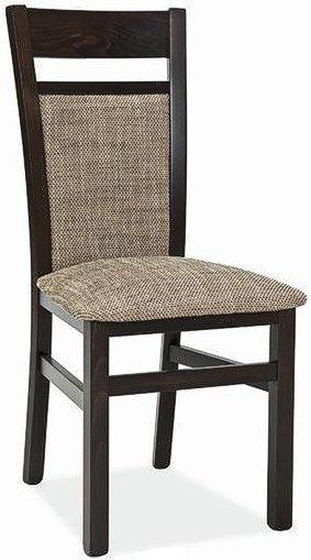 Деревянный стул с мягкой обивкой GL-2