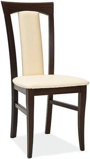 Деревянный стул с мягкой обивкой GL-6
